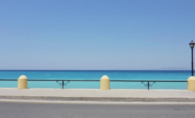 Rhodos (no) beach