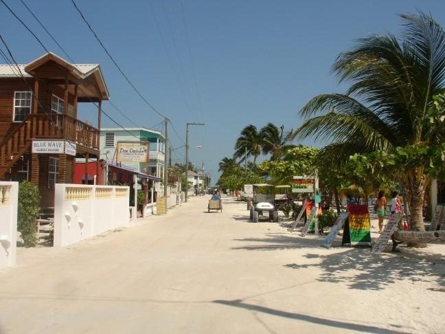 Cay Caulker, Caribbean lifestyle