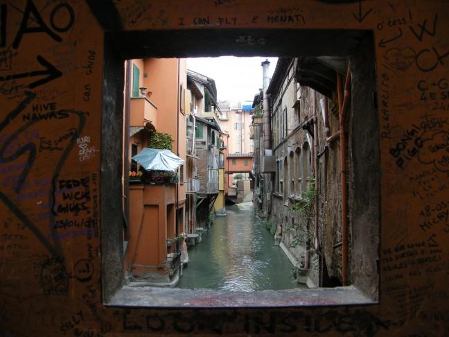 Bologna en grachten