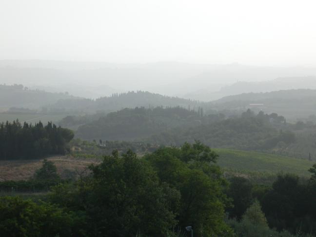 Toscane ontwaakt