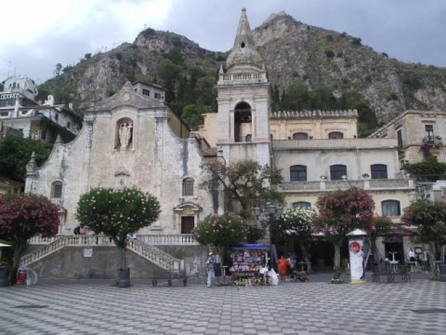 Tourmina (Sicilie).