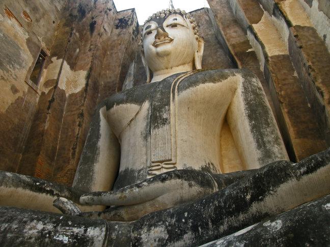 Boeddha in Sukothai