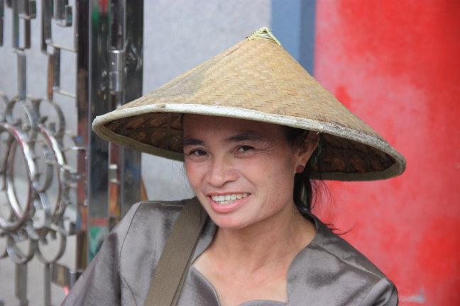 2008: Mae Sai: verkoopster.