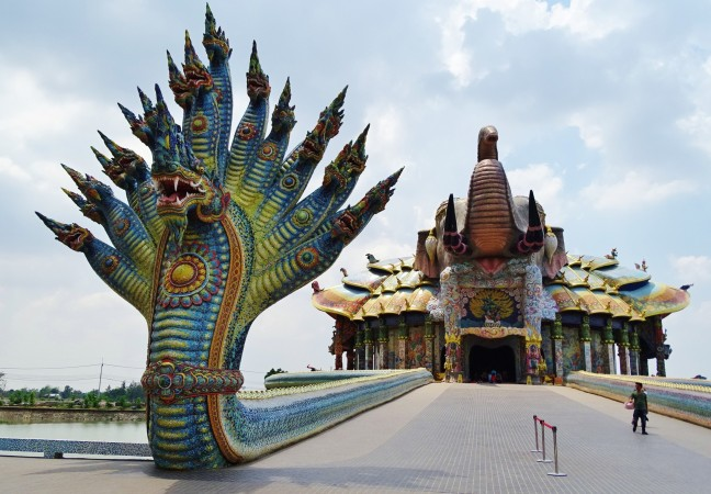 Olifanten tempel
