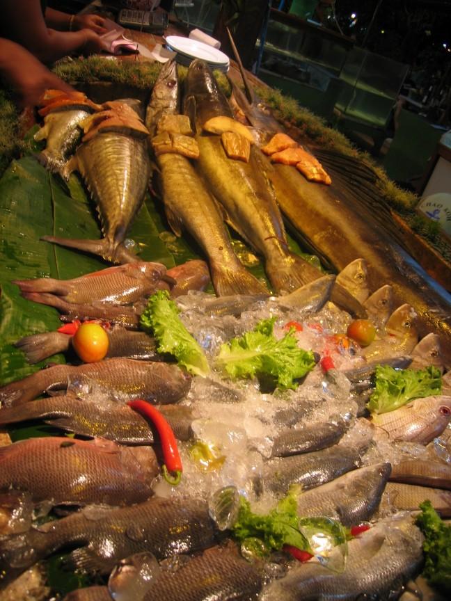 Als je van vis houd..