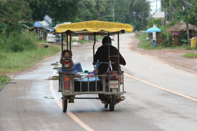 Koh Lanta - verkeer