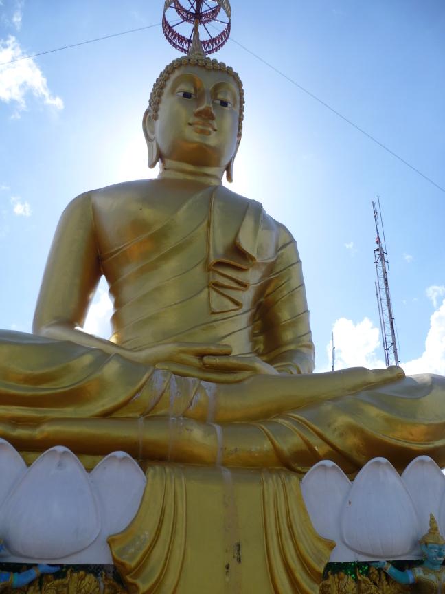 Een bijzondere budha