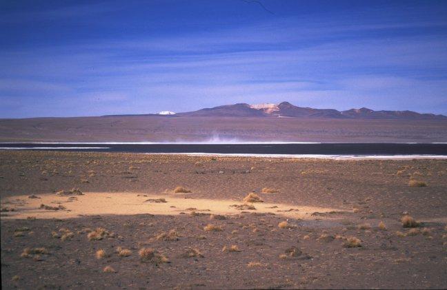 Illuster landschap