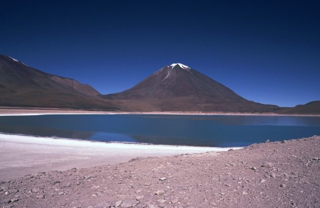 Gevaarlijke vulkaan