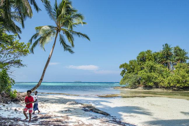 Mbabanga eiland