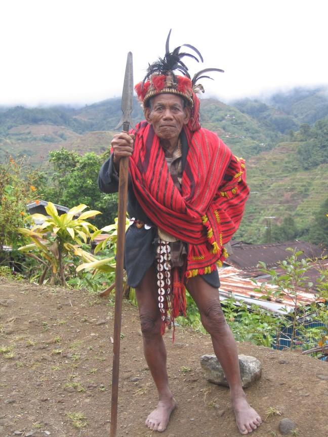 IFUGAO krijger