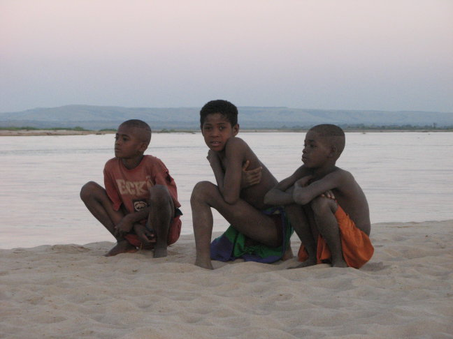 Jeugd Madagascar