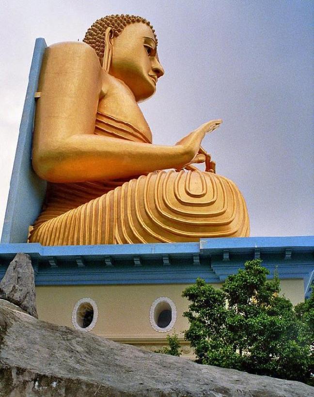 Boeddha waakt!