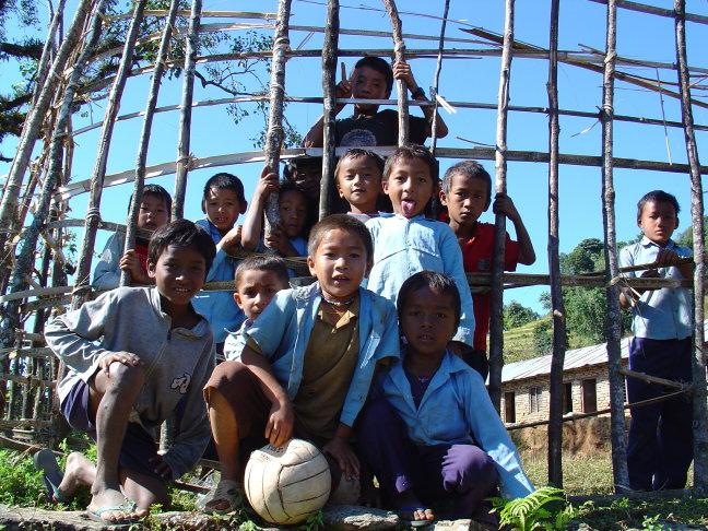 Voetbalteam van Nepal