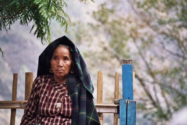Nepaleese vrouw