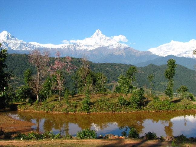 Machhapuchhare en Annapurna