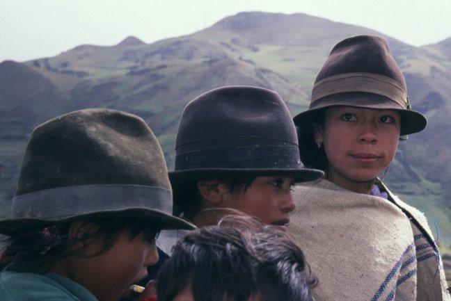 Drie hoedjes