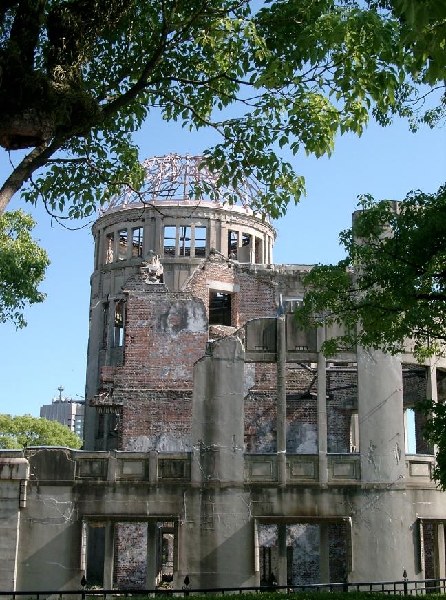 Bomb Dome te Hiroshima