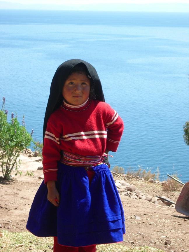 Meisje van Taquille