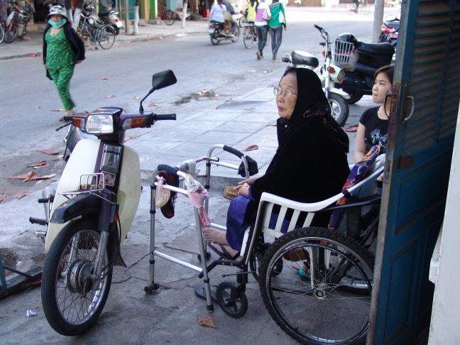 gehandicapten zorg
