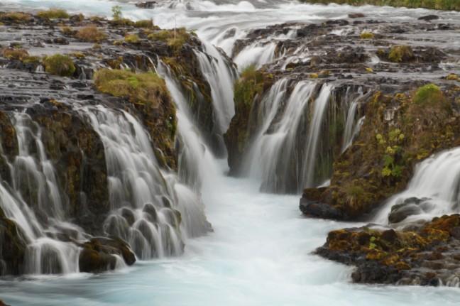 Bruarfoss - IJsland