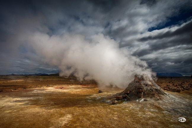 Steamy land