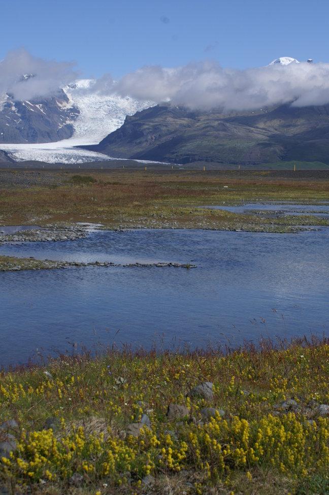 Gletsjer Vatnajökull