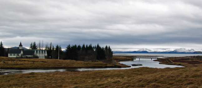 panorama Thingvellir