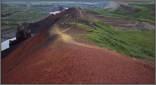 De kleuren van IJsland