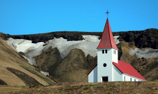 IJslands Kerkje