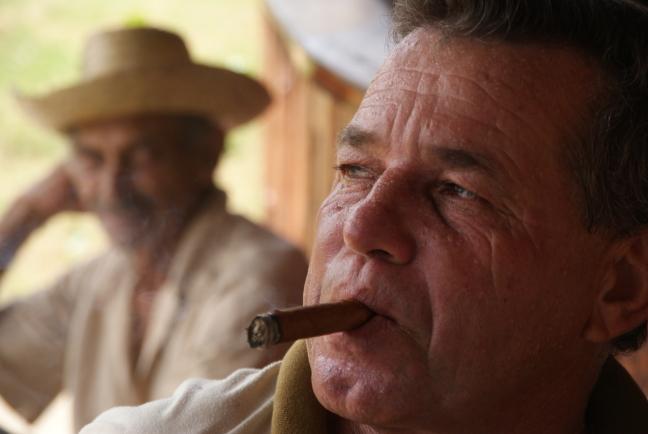 Eeen echte sigaar.