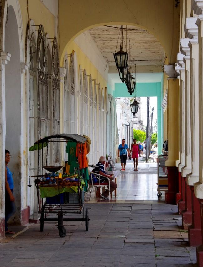 Cienfuegos corridors