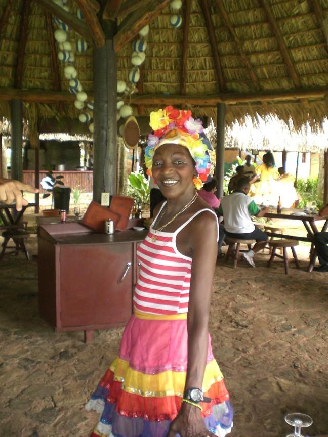 Cubaanse danseres