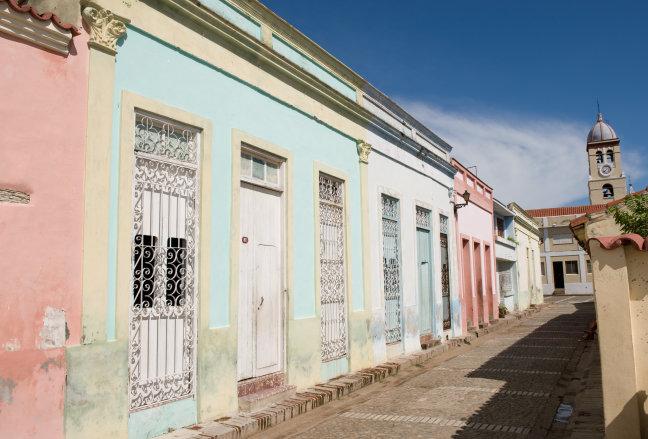 kleurrijk Bayamo