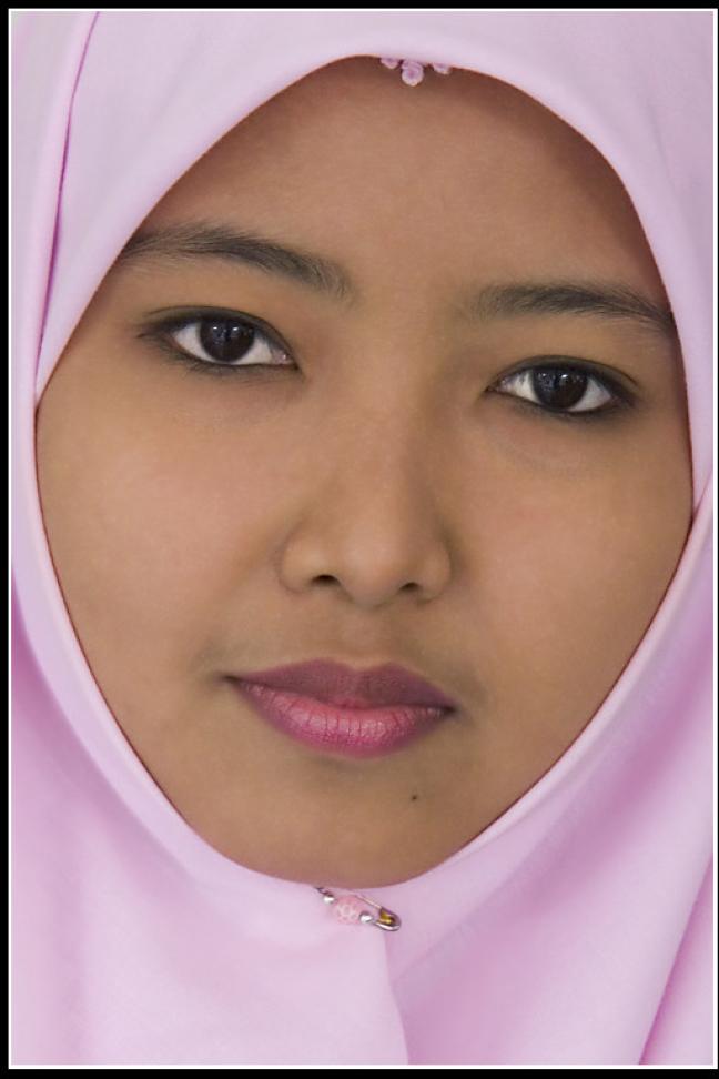 Javaanse moslimse