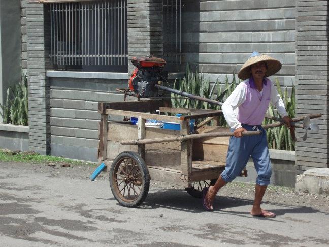 Eigen vervoer