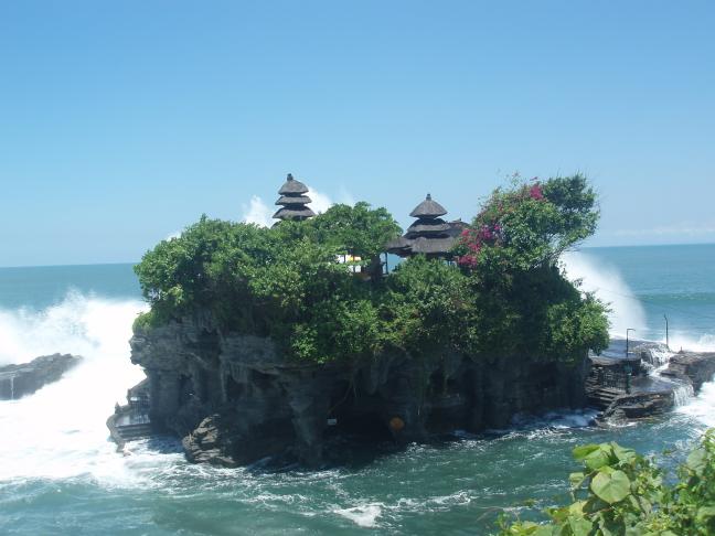 Tempel van Tanah Lot