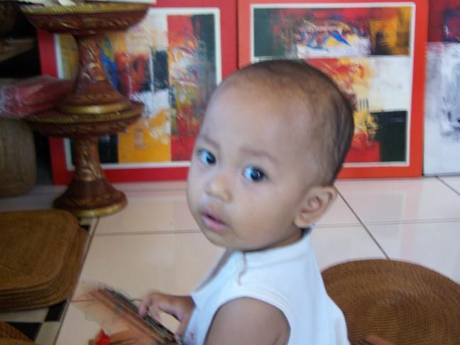 Indonesisch jongen