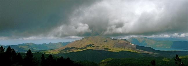 Batur vulkaan