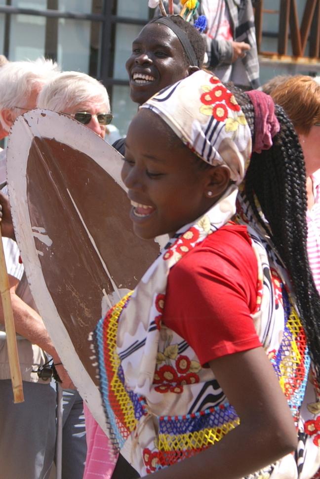 Afrika in Parade Brunssum