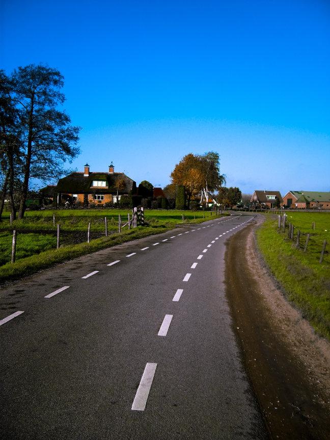 Boerenweg.