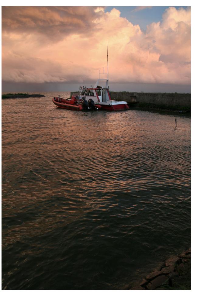 Safe harbour...