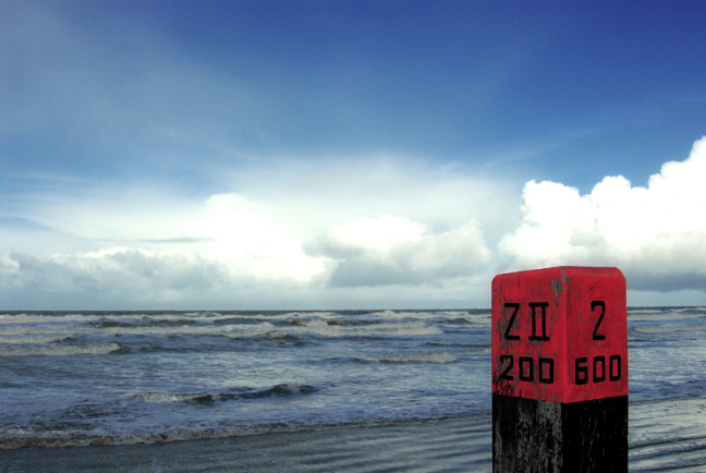 Ameland Paal 200