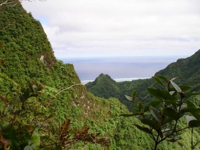 Beklimming hoogste berg Cook Islands