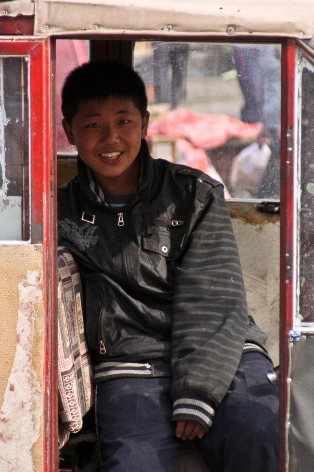 Jeugd in Hebei