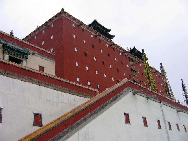 Tempen in Chengde