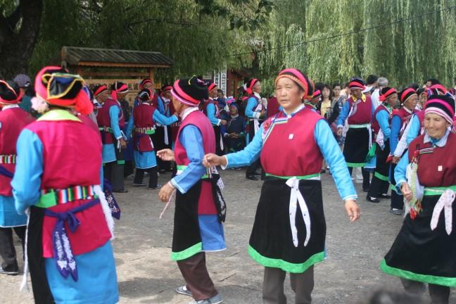Lampionnendorp Lijiang